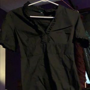 RW & Co Short Sleeve Blouse